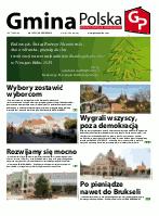 Gmina Polska listopad 2014 frontpage