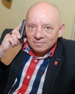 Burmistrz Bierutowa Władysław Bogusław Kobiałka
