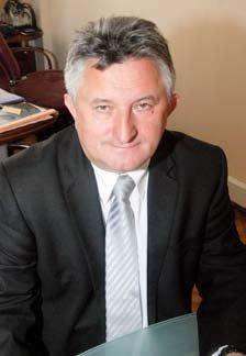 Burmistrz Zbigniew Suchyta