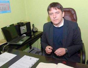 Burmistrz Sycowa Sławomir Kapica