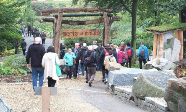 Otwarcie sezonu w wojsławickim Arboretum