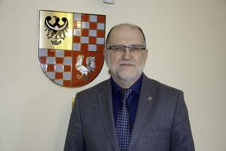 Zdzisław Brezdeń, starosta oławski