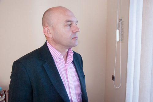 Wojciech Bochnak, wójt Kondratowic