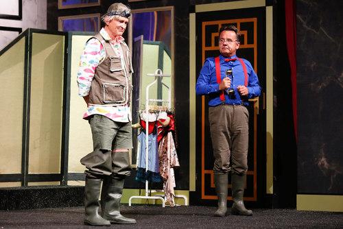 Damsko-męski biznes teatralny
