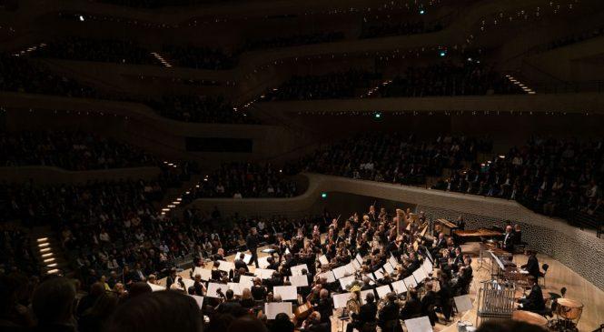 Wrocławianie w Elbphilharmonie