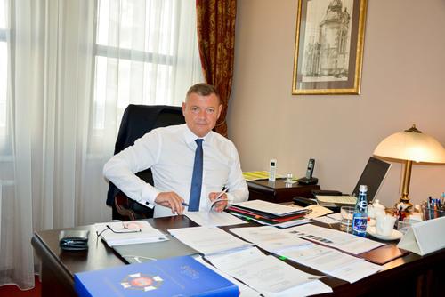 Starostwo Powiatowe we Wrocławiu:Bardzo zależy mi na dobrej współpracy