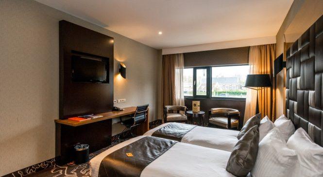 Hotelowy boom