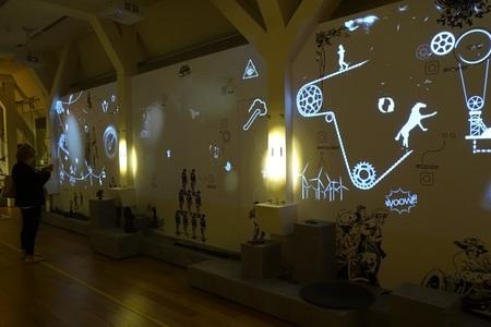 Tajemnice sal wystawowych