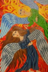 Anioły i ślady bohemy