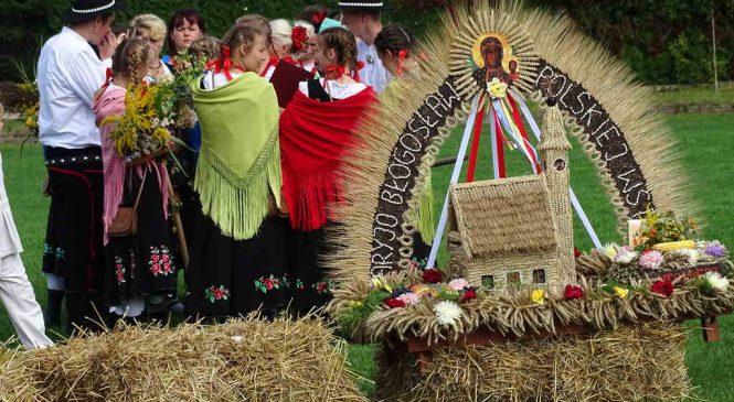 Gmina Bardo. Dożynkowa tradycja
