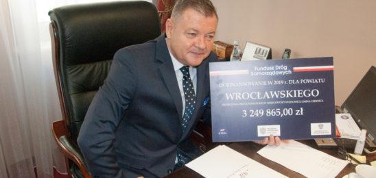 Starostwo Powiatowe we Wrocławiu: W przyszłym roku kolejny rekordowy budżet