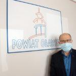 Starostwo Powiatowe w Oławie: Dzisiaj trzeba działać ostrożnie