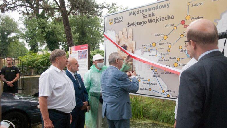 Żórawina: Na szlaku św. Wojciecha