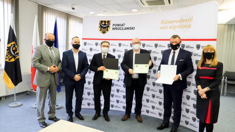 Wspólny wysiłek, wspólna sprawa – Powiat Wrocławski w walce z pandemią