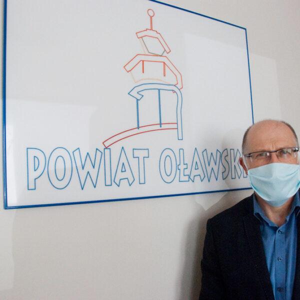Starostwo Powiatowe w Oławie: Był to dziwny rok