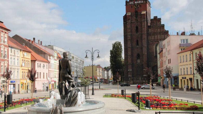 Chojnów – miasto: Tutaj lekcje odrobiono